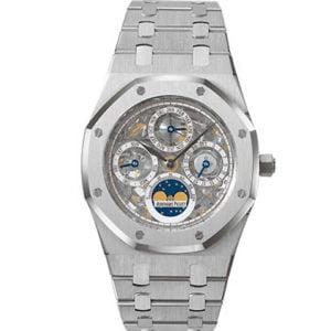 Audemars Piguet Watches - Royal Oak Perpetual Calendar - Platinum