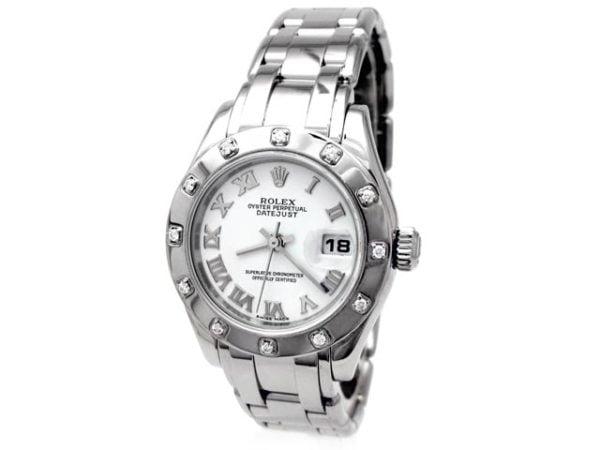 Rolex Ladies Pearlmaster 80319