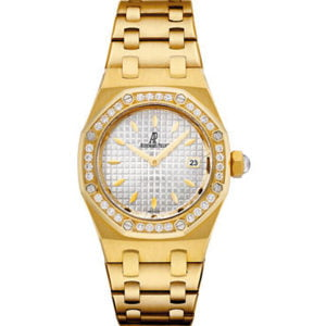 Audemars Piguet Watches - Royal Oak Lady Selfwinding 33mm - Yellow Gold