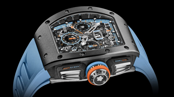 Richard Mille Debuts New Material: Grey Cermet